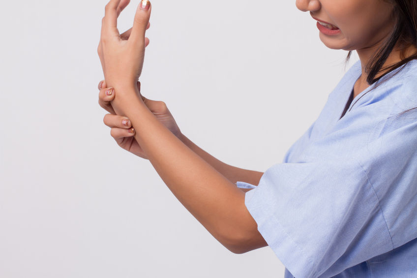 Did you know beauty carpal tunnel syndrome