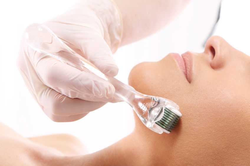Did you know beauty skin resurfacing derma-roller