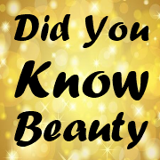 Did You Know Beauty