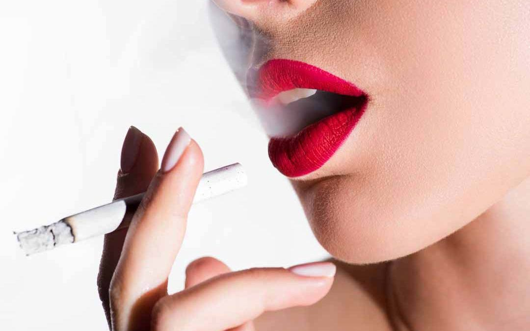 You Can Still Have Gorgeous Skin, Even If You're Not Ready to Quit Smoking