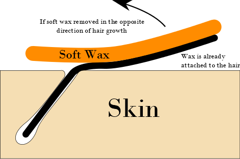 Did you know beauty right of removing soft wax